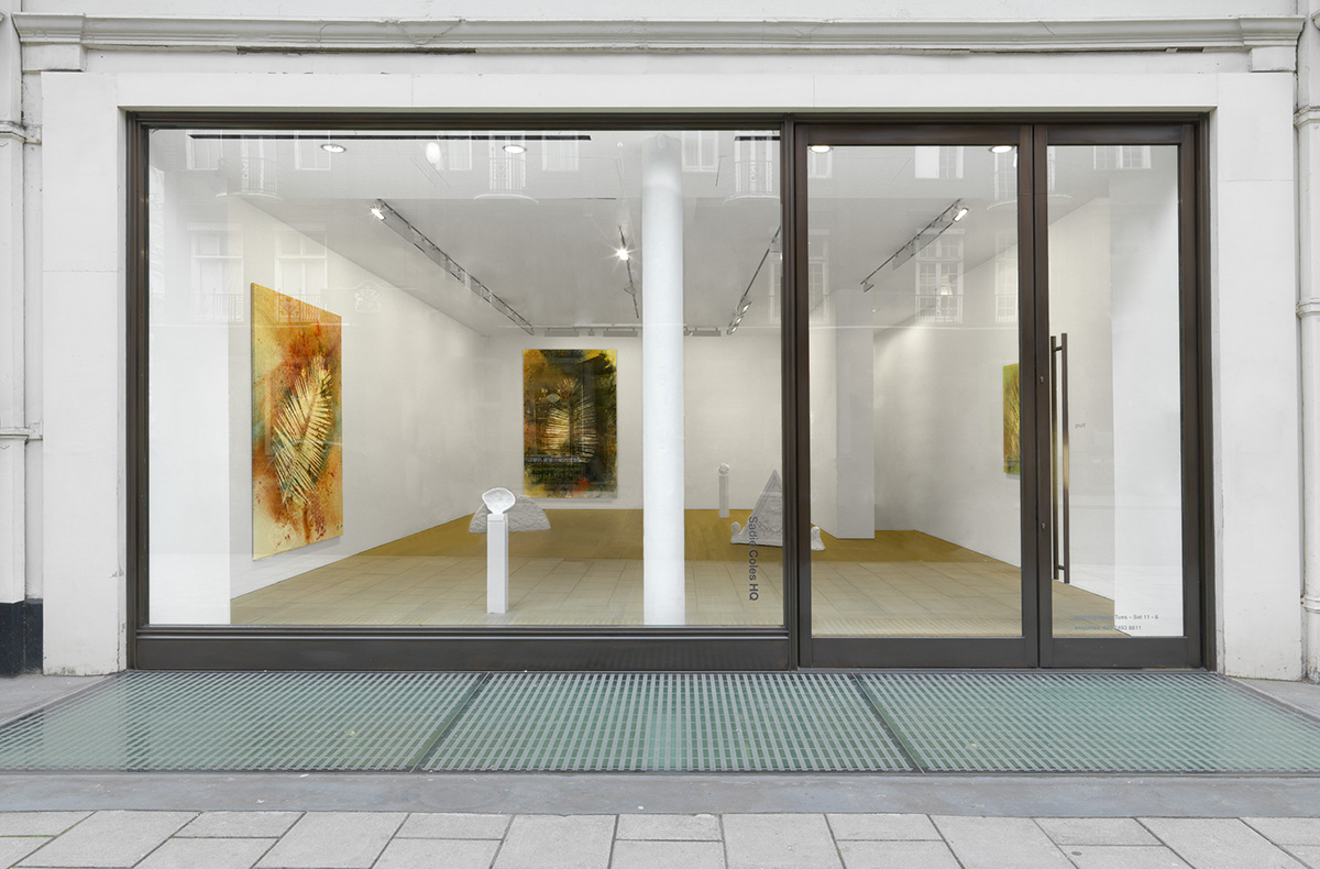 T293 - T293-in-residence at Sadie Coles HQ, London - 1