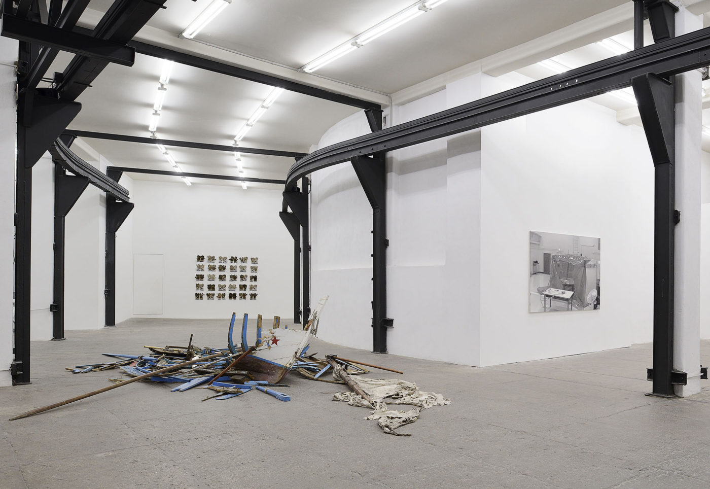T293 - Luciana Brito Galeria in-residence at T293 - 1