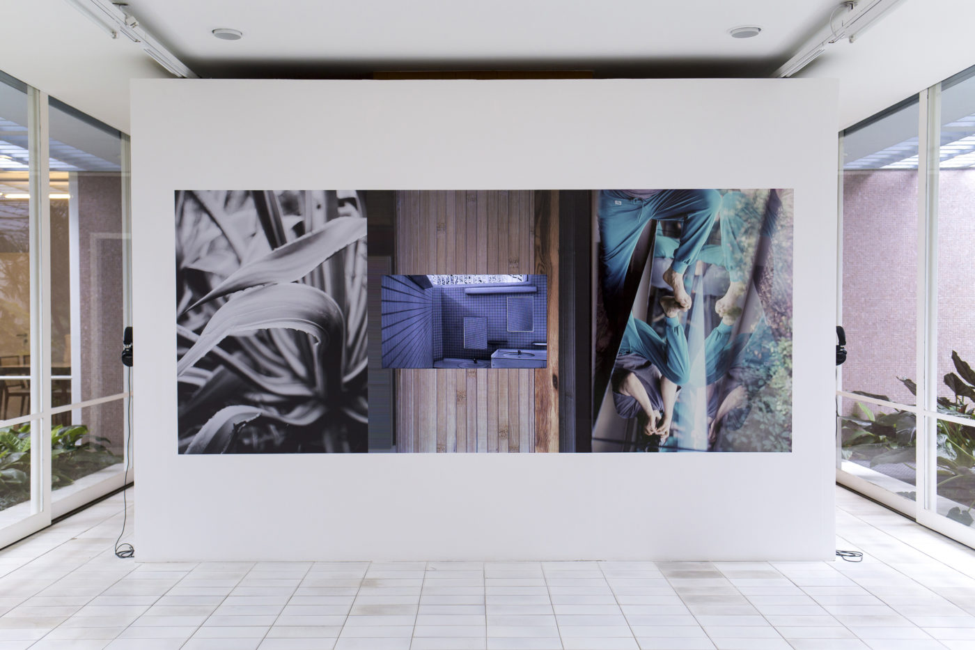 T293 - T293 in-residence at Luciana Brito Galeria - 1